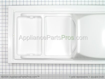 Frigidaire Door-Frzr 241668123 from AppliancePartsPros.com