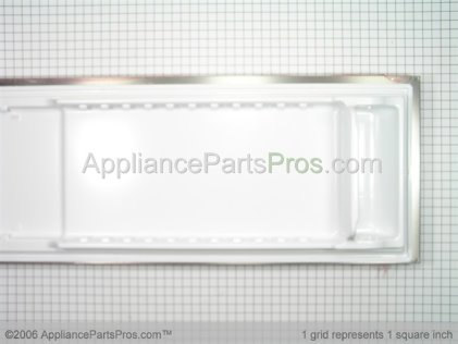 Frigidaire Door-Refr,stainless Steel ,complete Assy 240451980 from AppliancePartsPros.com