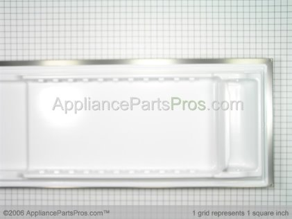 Frigidaire Door-Refr,stainless Steel ,complete Assy 240451981 from AppliancePartsPros.com