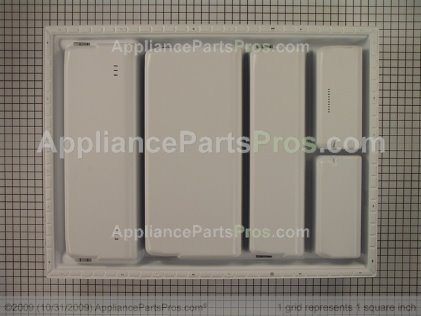 Frigidaire Door-Refrigerator Interior, Panel 218979001 from AppliancePartsPros.com