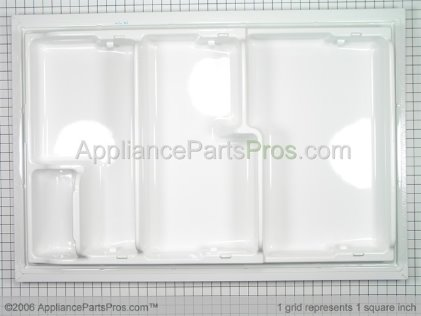 Frigidaire Door, Refrigerator , White , Complete Assembly 240420201 from AppliancePartsPros.com