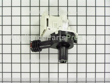 Frigidaire Drain Pump Assy A00126501 from AppliancePartsPros.com