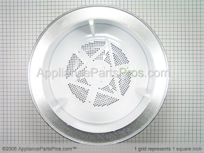 Frigidaire Drum 134138400 from AppliancePartsPros.com