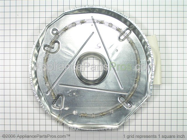 frigidaire dryer heating element assembly from