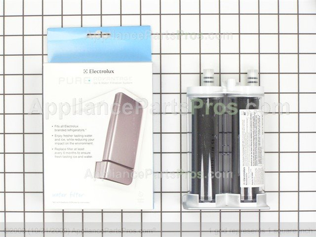 frigidaire water filter for electrolux ei28bs56is2 ice maker not making ice ap4454959 from