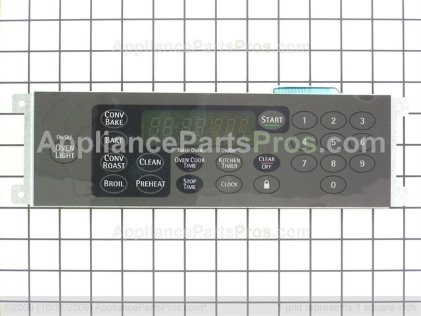 Frigidaire Electronic Range Control Board 318019900 from AppliancePartsPros.com