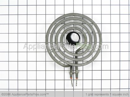 Frigidaire Element-Top Coil 6`` 1250 316115400 from AppliancePartsPros.com