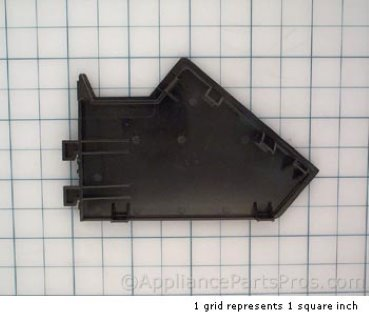 Frigidaire End Cap 5308010783 from AppliancePartsPros.com