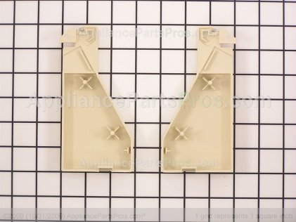 Frigidaire End Cap, Almond, Right & Left 5303307285 from AppliancePartsPros.com