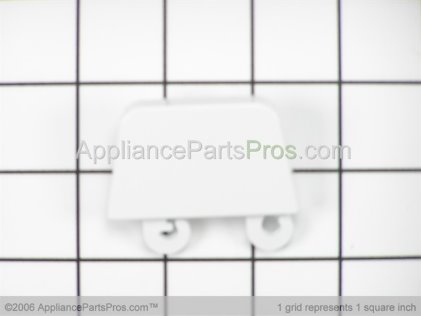 Frigidaire End Cap Left White 5303207229 from AppliancePartsPros.com