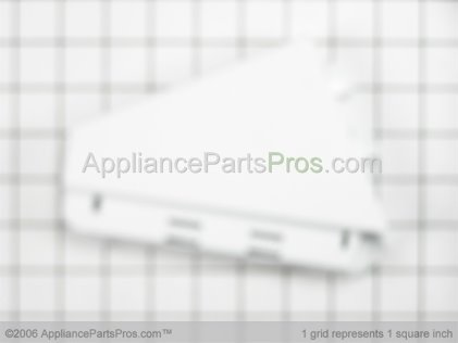 Frigidaire End Cap-Right White 131122701 from AppliancePartsPros.com