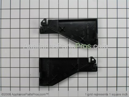Frigidaire End Cap Set 318254699 from AppliancePartsPros.com