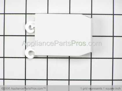 Frigidaire End Cap White 5303206517 from AppliancePartsPros.com