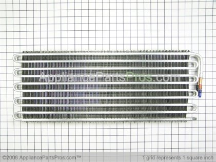 Frigidaire Evaporator 216195900 from AppliancePartsPros.com