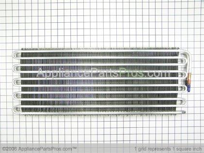 Frigidaire Evaporator 216195900 from AppliancePartsPros.com