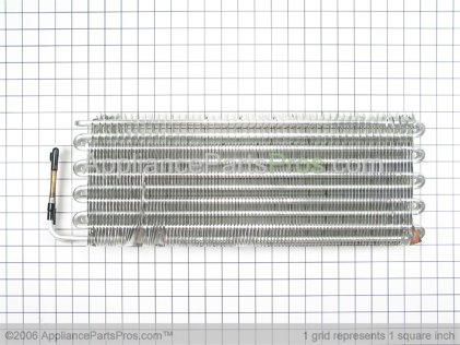 Frigidaire Evaporator 218955901 from AppliancePartsPros.com
