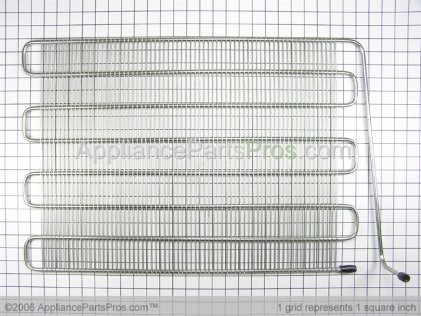 Frigidaire Evaporator 297286000 from AppliancePartsPros.com