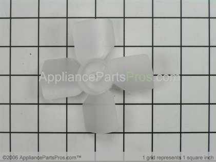 Frigidaire Evaporator Fan Blade 5308000010 from AppliancePartsPros.com