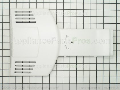 Frigidaire Evaporator Fan Cover 241652301 from AppliancePartsPros.com