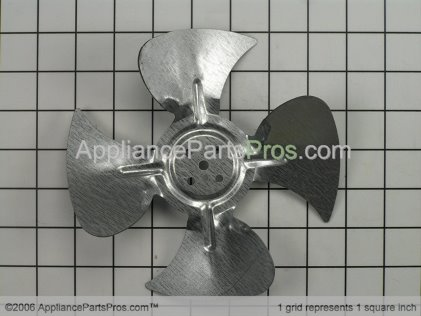 Frigidaire Fan Blade`galv Steel `condenser Fan 240315401 from AppliancePartsPros.com