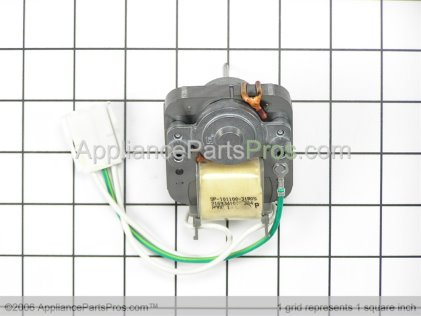 Frigidaire Fan Motor 5304436055 from AppliancePartsPros.com