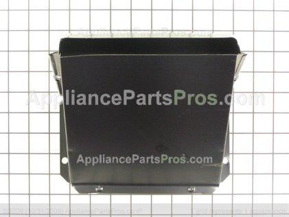 Frigidaire Flue,black 316204401 from AppliancePartsPros.com