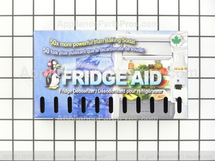 Frigidaire Fridge Aid Deodorizer 78956 from AppliancePartsPros.com