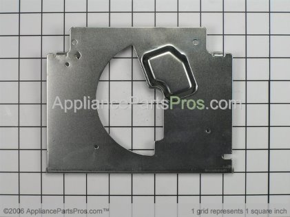 Frigidaire Front Plate 241684001 from AppliancePartsPros.com