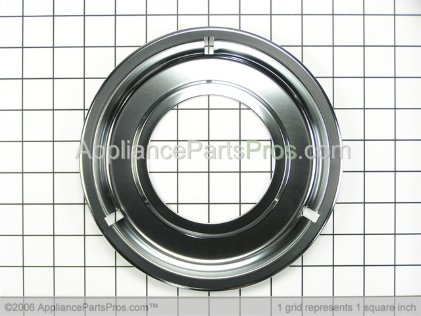 Frigidaire Gas Stove Drip Pan 5303131115 from AppliancePartsPros.com