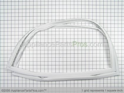 Frigidaire Gasket, Door Ff (wh) 218730605 from AppliancePartsPros.com