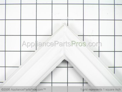 Frigidaire Gasket, Fresh Food Door 241872502 from AppliancePartsPros.com