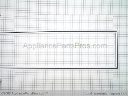 Frigidaire Gasket, Fresh Food Door 241786003 from AppliancePartsPros.com