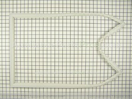 Frigidaire Gasket-Frzr Door, White , Magnetic 215608972 from AppliancePartsPros.com