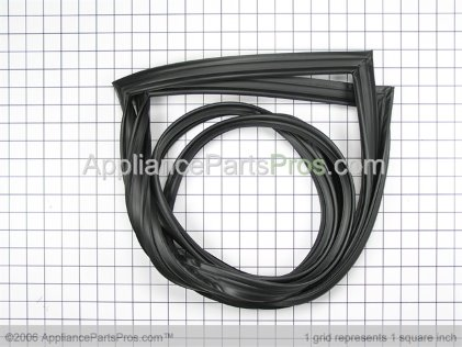 Frigidaire Gasket-Fzr Black 215734323 from AppliancePartsPros.com