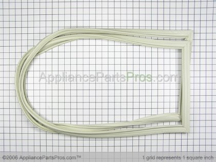 Frigidaire Gasket-Fzr Dr Almond 215734303 from AppliancePartsPros.com