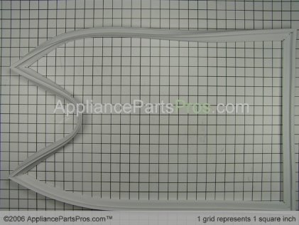 Frigidaire Gasket Fzr White 5318680314 from AppliancePartsPros.com