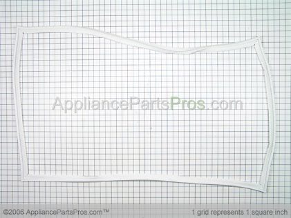 Frigidaire Gasket-Refrigerator 218730603 from AppliancePartsPros.com