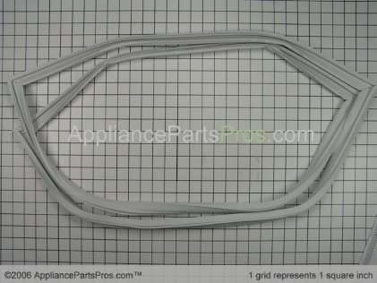 Frigidaire Gasket-Refrigerator Door, White , Magnetic 218730611 from AppliancePartsPros.com