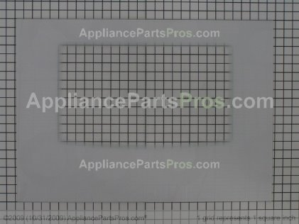 Frigidaire Glass,oven Door 316406400 from AppliancePartsPros.com