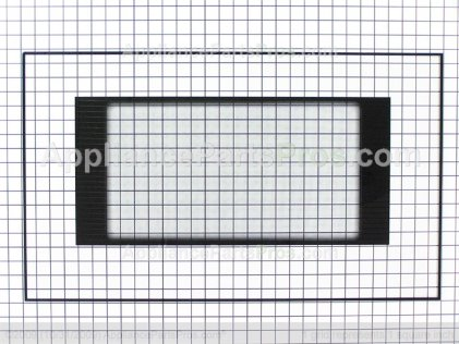 Frigidaire Glass,oven Door,black,outer 318041140 from AppliancePartsPros.com