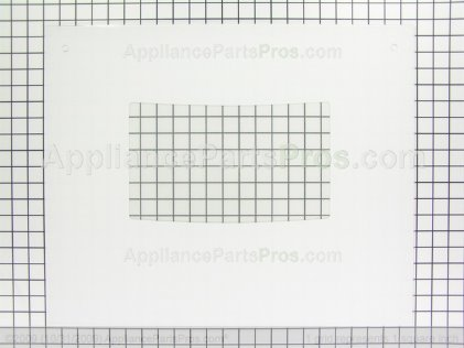Frigidaire Glass Oven Door Whi 318051555 from AppliancePartsPros.com