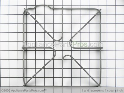 Frigidaire Grate 316088901 from AppliancePartsPros.com
