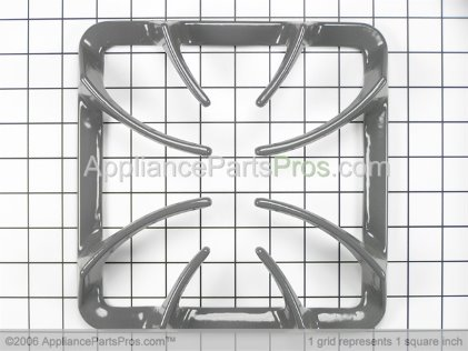 Frigidaire Grate 318221712 from AppliancePartsPros.com
