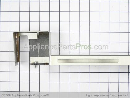 Frigidaire Grille 241554706 from AppliancePartsPros.com