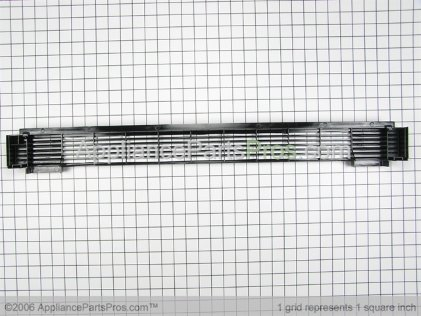 Frigidaire Grille G163080-02 from AppliancePartsPros.com