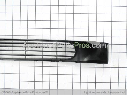 Frigidaire Kickplate Grille 240324411 from AppliancePartsPros.com