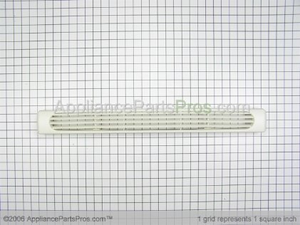 Frigidaire Grille/kickplate 241839406 from AppliancePartsPros.com