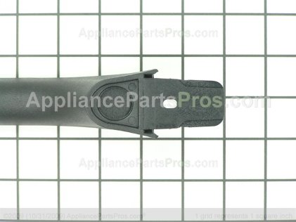 Frigidaire Handle-Door`black 218668404 from AppliancePartsPros.com