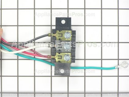 Frigidaire Harness-Lcd Main Elec 134119400 from AppliancePartsPros.com