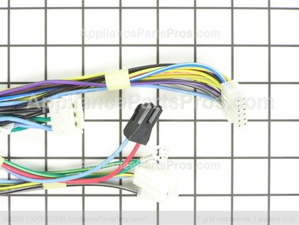 Frigidaire Harness-Wiring 241834802 from AppliancePartsPros.com